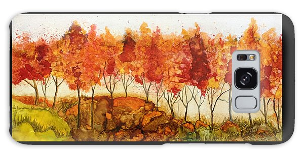Autumn Joy Galaxy Case