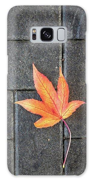 Autumn Leaf Galaxy Case