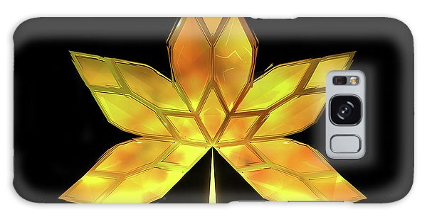 Galaxy Case - Autumn Leaves - Frame 070 by Jules Gompertz
