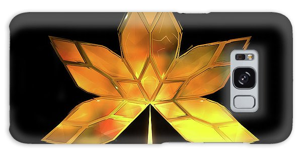 Galaxy Case - Autumn Leaves - Frame 200 by Jules Gompertz