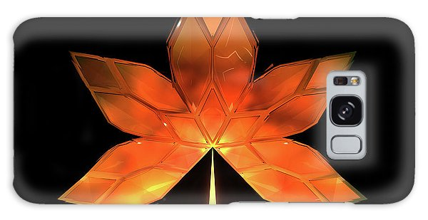 Galaxy Case - Autumn Leaves - Frame 260 by Jules Gompertz