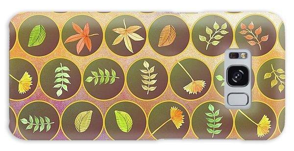Autumn Leaves Galaxy Case by Gaspar Avila