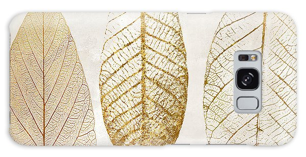 Autumn Galaxy Case - Autumn Leaves IIi Fallen Gold by Mindy Sommers