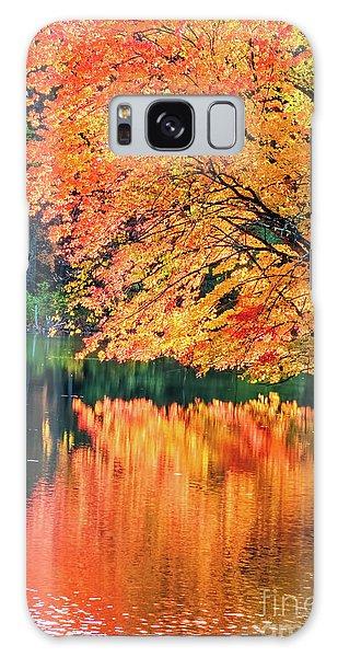 Autumn Magic Galaxy Case