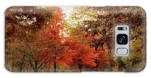 Autumn Maples Galaxy Case