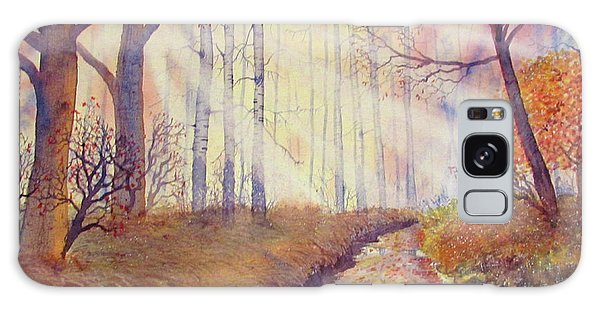 Autumn Memories Galaxy Case