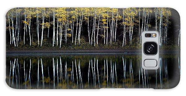 Autumn Mirror Galaxy Case