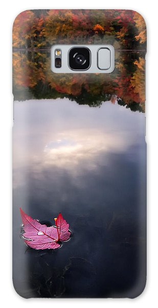 Autumn Mornings Iv Galaxy Case by Craig Szymanski