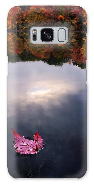 Autumn Mornings Iv Galaxy Case