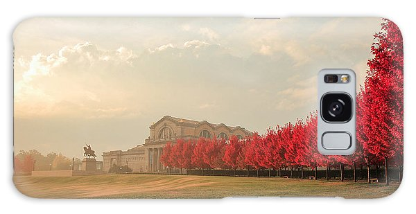 Tree Galaxy Case - Autumn On Art Hill by Scott Rackers