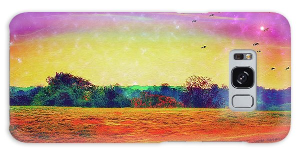 Autumn On Earth Two Galaxy Case