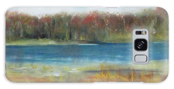 Autumn On The Maurice River Galaxy Case