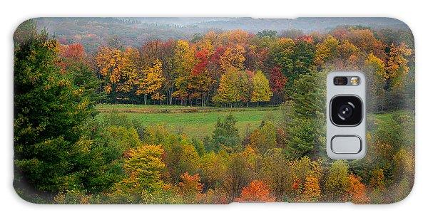 Autumn On Winslow Hill Galaxy Case