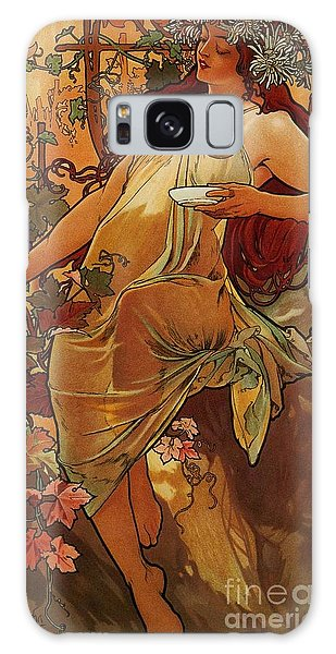 Autumn Galaxy Case by Pg Reproductions