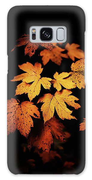 Autumn Photo Galaxy Case