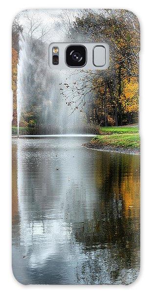 Autumn Plume Galaxy Case