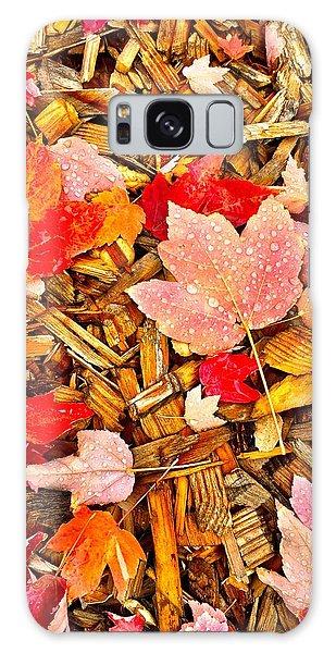 Autumn Potpourri Galaxy Case