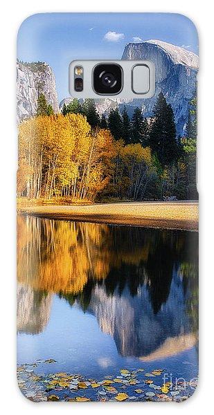 Autumn Reflections Galaxy Case
