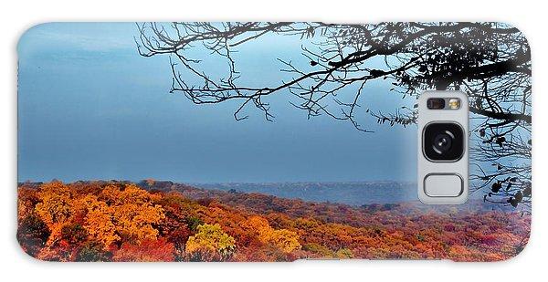 Autumn Shade Galaxy Case