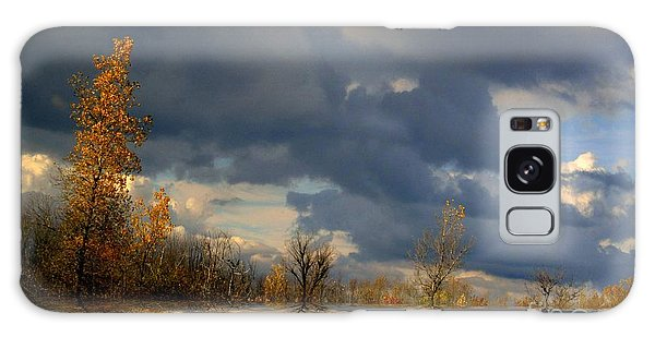 Autumn Skies  Galaxy Case