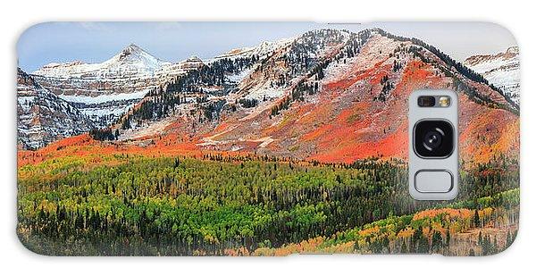 Autumn Splendor In The Ufo Bowls. Galaxy Case