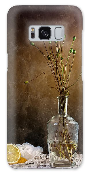 Faded Galaxy Case - Autumn Still Life by Nailia Schwarz