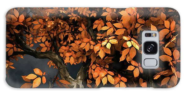 Nature Galaxy Case - Autumn Storm by Cynthia Decker