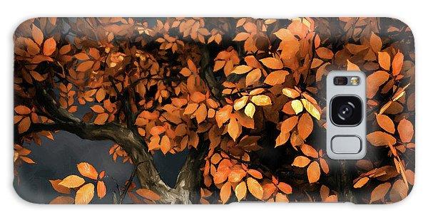 Tree Galaxy Case - Autumn Storm by Cynthia Decker