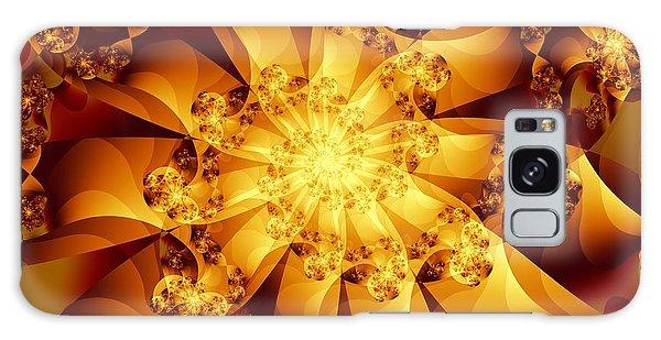 Autumn Sunshine Galaxy Case