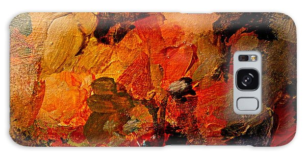 Autumn Tapestry Galaxy Case