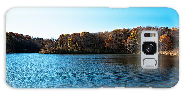 Autumn The In Loess Hills Galaxy Case
