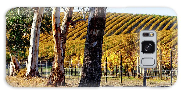 Autumn Vines Galaxy Case by Bill Robinson