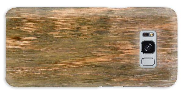 Galaxy Case featuring the photograph Autumn Water by Britt Runyon