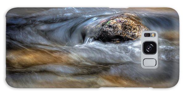 Autumn Waters Galaxy Case