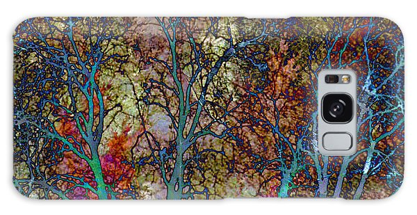 Autumn Woods Galaxy Case