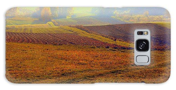 Autumnal Fogs Galaxy Case