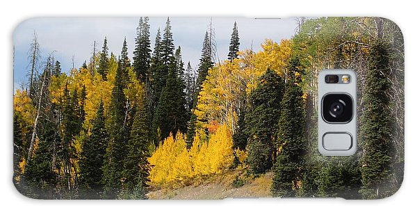 Autumnal Forest-dixie National Forest Utah Galaxy Case by Deborah Moen
