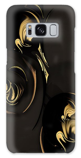 Autumnal Spirit Galaxy Case