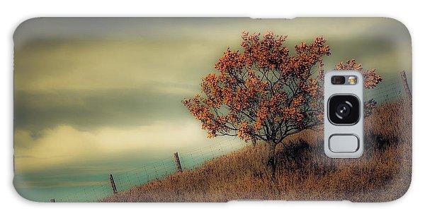 Autumns End Galaxy Case