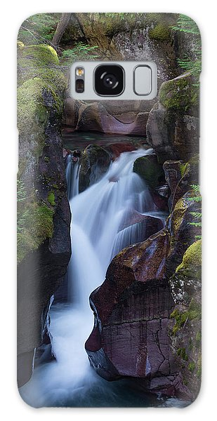 Avalanche Gorge 3 Galaxy Case
