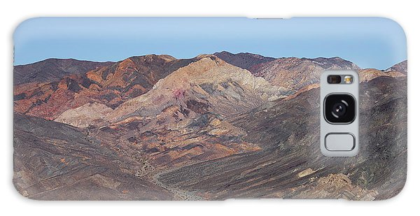 Galaxy Case featuring the photograph Avawatz Mountain by Jim Thompson