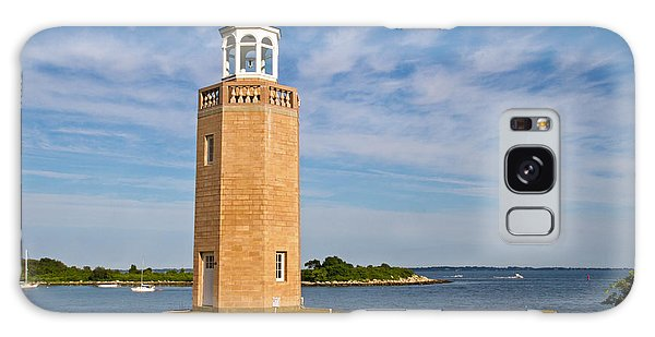 Avery Point Lighthouse Galaxy Case