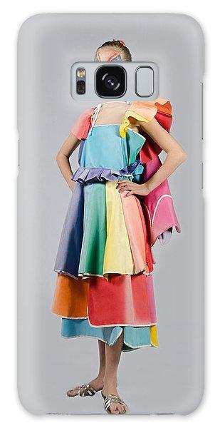 Aviva In Patio Umbrella Dress Galaxy Case