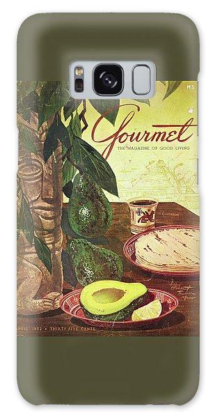 Avocado And Tortillas Galaxy S8 Case