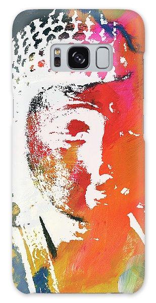 Buddha Galaxy Case - Awakened Buddha 5- Art By Linda Woods by Linda Woods