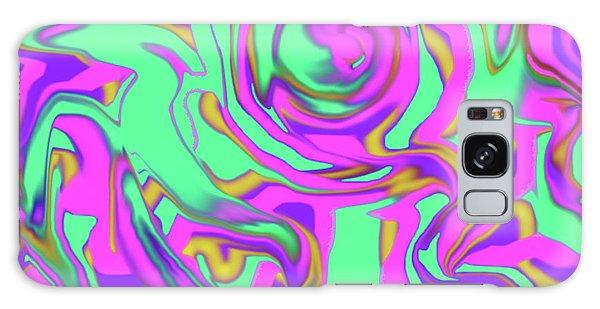Awakening Spring Galaxy Case by Yvonne Blasy