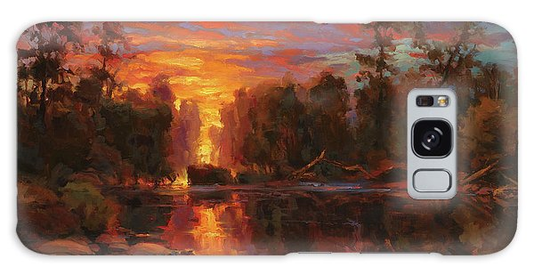 Dawn Galaxy Case - Awakening by Steve Henderson