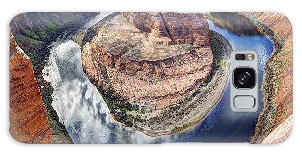 Awesome Amazing Horseshoe Bend Arizona Galaxy Case