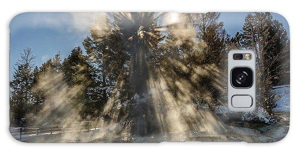 Awestruck Galaxy Case by Sue Smith