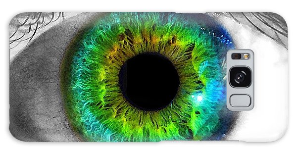 Aye Eye Galaxy Case